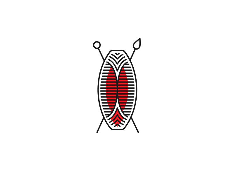 Zulu Shield by Cajvanean Alexandru on Dribbble