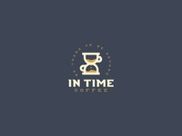 In Time Coffee Logo