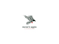 Raven's Apple Ciderhouse Logo
