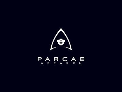 Parcae Apparel gym fitness shadow mistery hooded cajva design logo apparel parcae