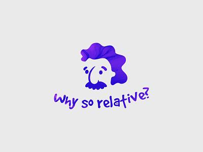 Albert Einstein - Relativity science relativity e=mc2 einstein albert design identity branding logo cajva