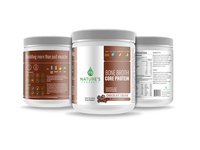 Bone Broth Core Protein Concept Packaging Design