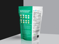 Probiotic Seeds Concept Packaging Design