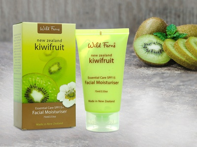 Kiwi Fruit Facial Moisturiser
