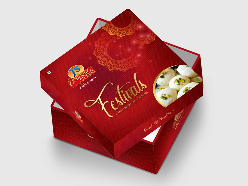 Sweets Box Packing Design box packagingpro design package product packaging