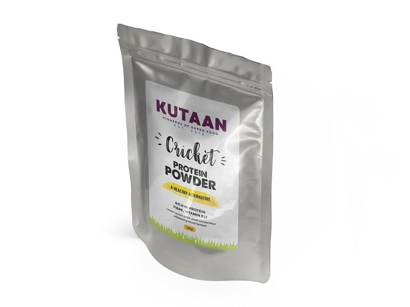 Kutaan Protein Packing Design branding packaging design packagingpro design package brand product packaging