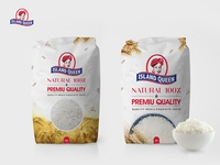 Natural Premiu Quality Packaging Design