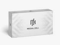 Medal hill packaging design