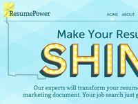 Make your resume shine