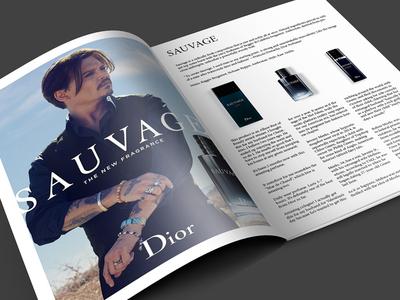 Sauvage - Dior