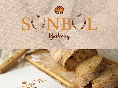 """SÜNBÜL"" logo design"