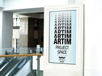 ARTIM Project Space – Poster