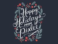 Pixlee Holiday Card 2015