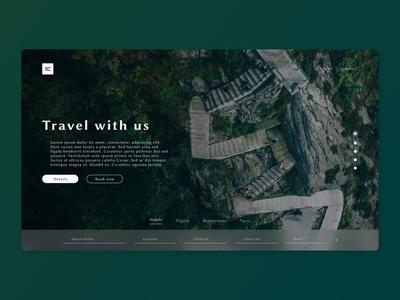 Design 003 - Travel Agency