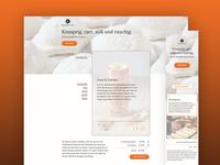 Baumstriezel Brand & Service Design
