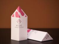 Atlas Salt Package Design