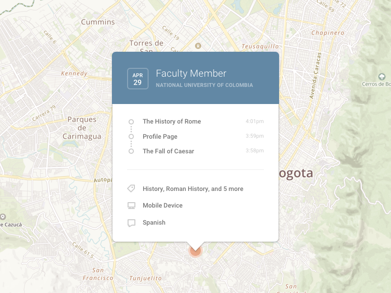 Analytics Card icons clean minimal ux ui user interface app analytics