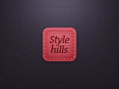 StyleHills iPhone Icon