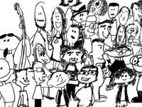Pseudo-caricatures