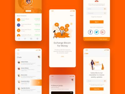 Chiji14xchange Mobile App