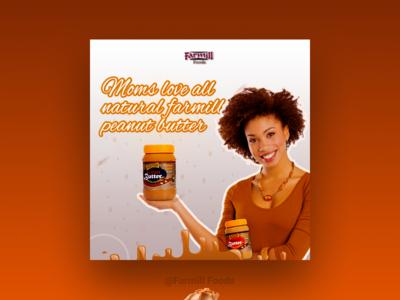 Farmill Peanut Butter E-Flyer