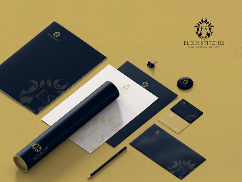 Brand Assets stationary design identity design logodesign logo brand identity brand