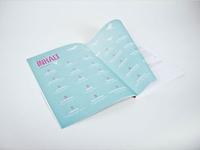Designmonat Graz 2013 Magazine Table of contents