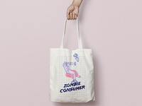 Zombie Consumer Bag