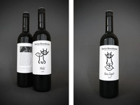 Wine labels - Martin Rosenberger