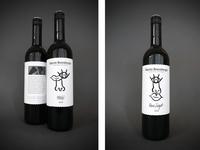 Wine labels - Martin Rosenberger