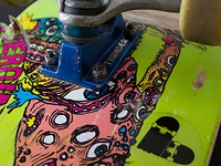 skateboarding is love