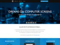 Portfolio Site Redesign