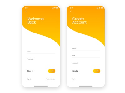 Sign In Page | Daily UI