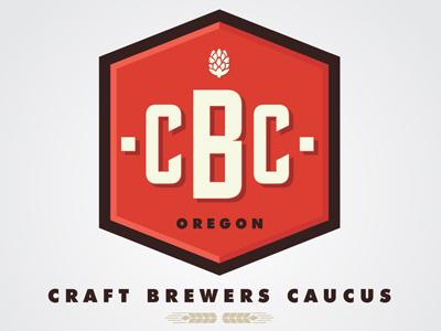 Craft Brewers Logo logo branding beer brewers oregon ambient media