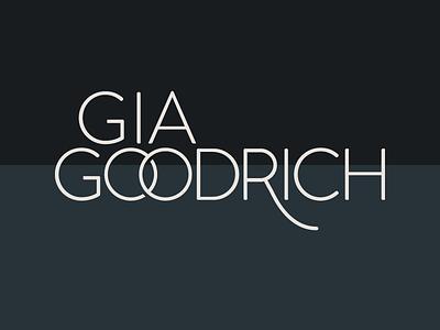 Logotype type deco lettering typography logo logotype