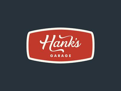 Henry as a Brand logomark branding badge type retro lettering typography logo logotype