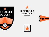 Refugee soccer brand