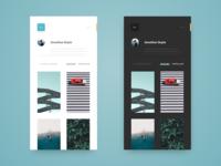 Wallpaper App - Light and Dark Mode