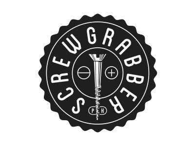 Screw Grabber screwgrabber kickstarter logo branding