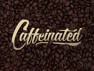 Caffeinated Teaser Poster teaser documentary movie caffeinated coffee branding brand identity logo