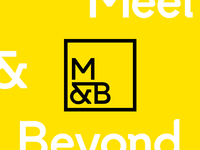 Meet and Beyond Branding and Website
