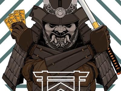 Samurai for Singapore 52 Tales.