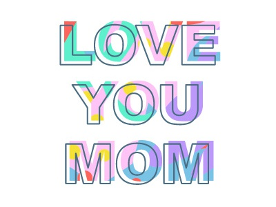 Congratulations on the day of mother