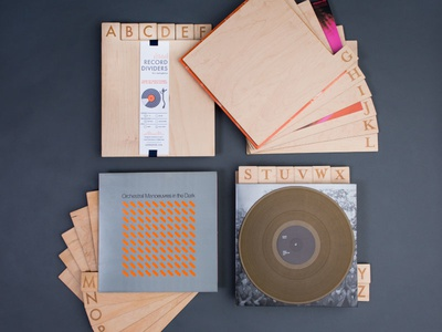 Record Dividers Full Collection 2013