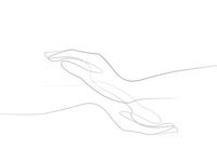 One Line Hands