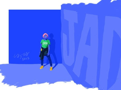 Jade Portrait