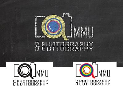 Ammu Photography Logo Design Project