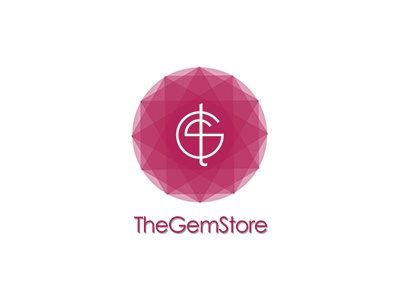 The Gem Store sapphire logo sapphire ruby logo ruby logo gems jewels jewelry logo gems logo gems jewels the gem store