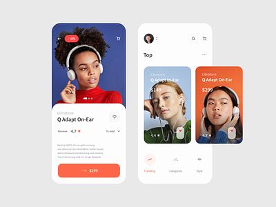 Libratone Store App icon app dribbble shot webdesign web ui ux freelance designer design concept