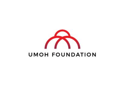 New Brand Identity for Umoh Foundation